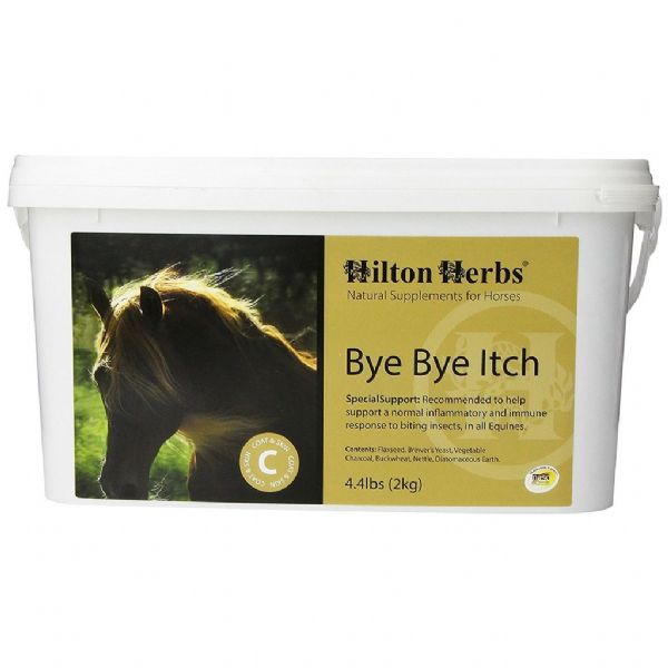 Hilton Herbs Bye Bye Itch Feed Supplement